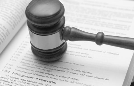 Защита авторского права